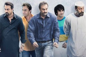 33% of Sanju opening weekend collection at box office is from BookMyShow