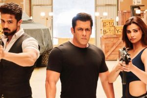 Race 3 continues to dominate the globe, inches closer to Rs 200-cr mark