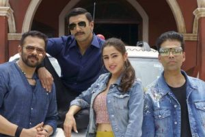 Simmba: Ranveer and Sara to recreate this 90s hit song