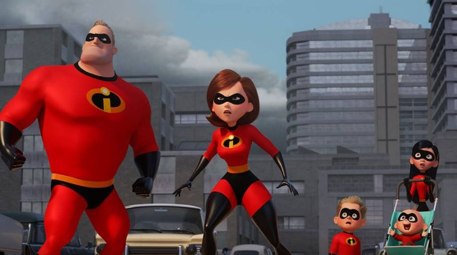 'Incredibles 2': Incredibly warm, endearing experience