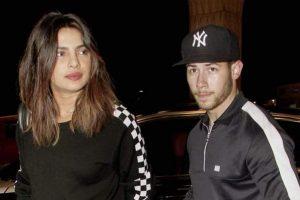 Priyanka Chopra, Nick Jonas leaves India after week-long holiday