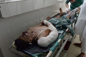 15 killed, 45 injured in Afghanistan suicide bombing