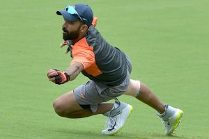 In Pictures: Cricketers sweat it out ahead of India vs Afghanistan Test