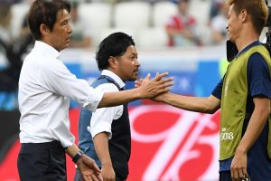 2018 FIFA World Cup | Coach Akira Nishino defends 'football truce' as Japan qualify for last 16