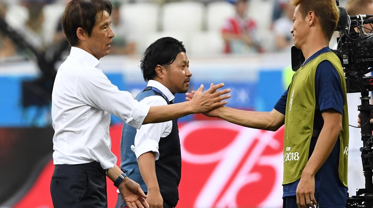 2018 FIFA World Cup, Akira Nishino