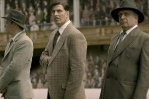 Gold trailer has Akshay Kumar turning patriotically Bengali