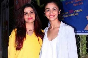 After battling depression, Alia's sister Shaheen shares her experiences