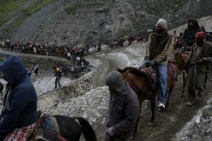 Amarnath pilgrimage   Nearly 2 lakh pilgrims have registered so far
