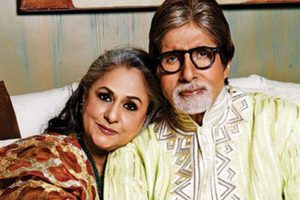 Amitabh Bachchan, Jaya Bachchan complete 45 years of marriage   See post