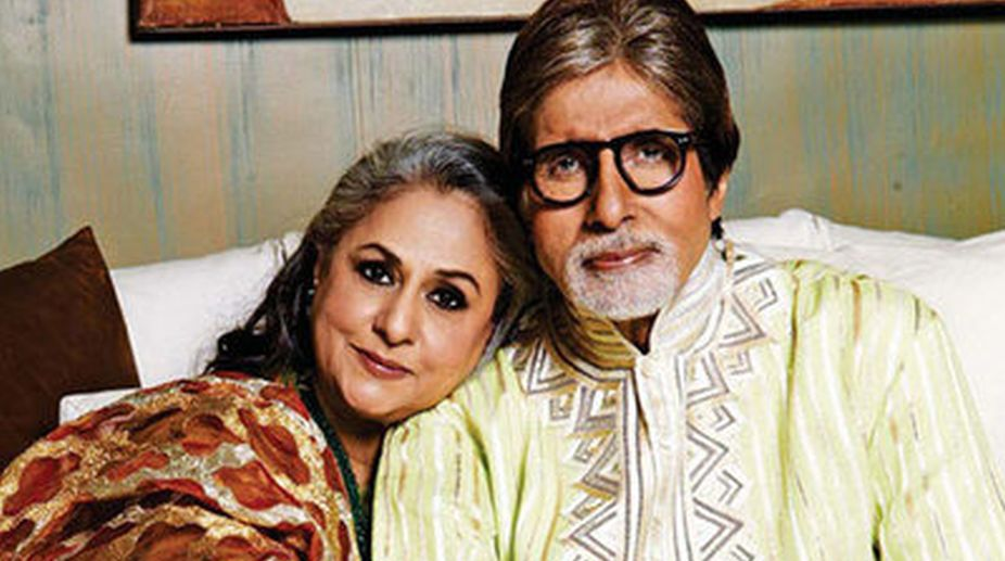 Image result for amitabh bachchan and Jaya Bachchan
