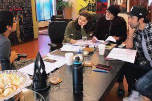 Amitabh Bachchan joins Ranbir Kapoor, Alia Bhatt for Brahmastra preparation
