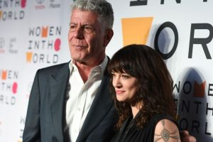 Anthony Bourdain's girlfriend Asia Argento speaks out on chef's suicide