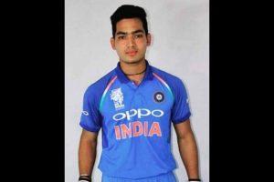 U-19 cricket captain Anuj Rawat's inspirational journey