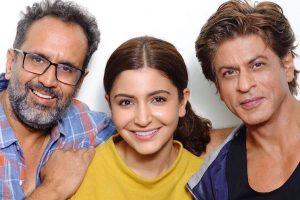 Anushka Sharma praises Shah Rukh Khan, Katrina Kaif as she wraps up Zero shoot