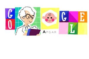 Dr Virginia Apgar still scores, Google Doodle pays homage
