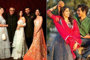 Arjun Kapoor to Jacqueline Fernandez, celebs wish Janhvi Kapoor before Dhadak's trailer launch