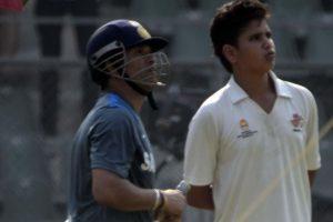 Sachin Tendulkar's son Arjun in India U-19 squad