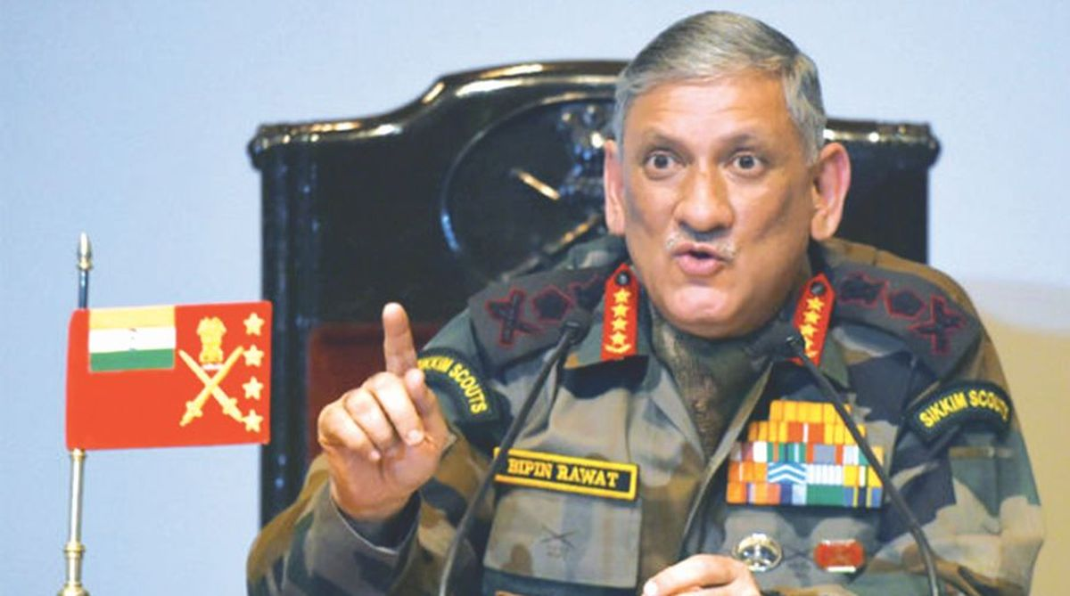 Army chief General, Bipin Rawat, Kashmiri youth, Kashmir violence