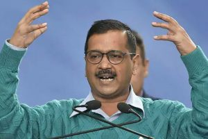 Arvind Kejriwal blames PM Modi's vendetta politics for raids on Yogendra's kin