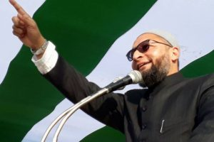 Asaduddin Owaisi issues electoral challenge to Modi, Shah, Congress
