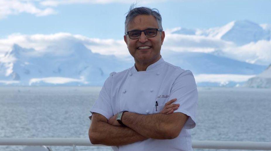 Michelin-star chef, Atul Kochhar, deleted tweet, Dubai, JW Marriot Marquis hotel