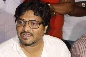 Babul Supriyo refuses Bengal government's facilities