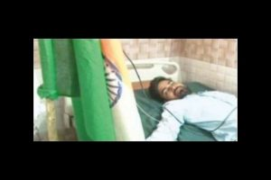 Odisha youth in hospital, Congress latches on to his odyssey