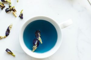 Tired of black, green tea? Try blue tea now