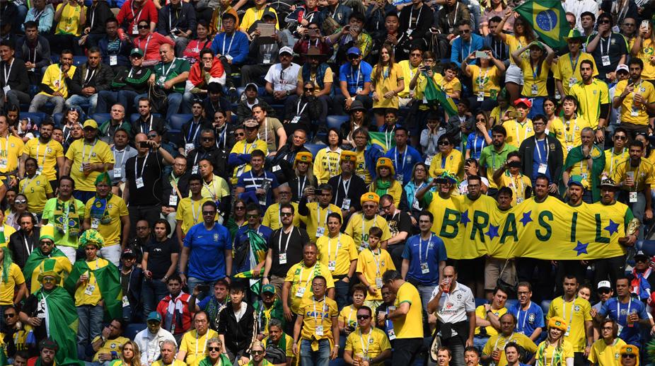 Brazil Football, FIFA World Cup 2018, 2018 FIFA World Cup, Football Fans