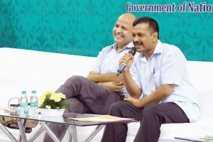 Need to change content in education: Kejriwal