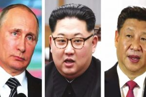 Russia, China and the Korean cauldron