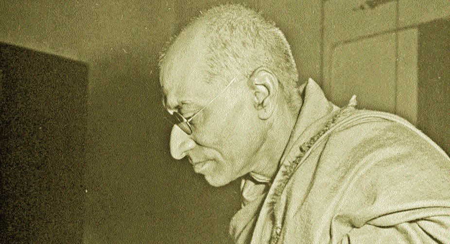 Chakravarti Rajagopalachari — Governor General of India 1948