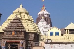 Now, Puri Jagannath temple body draws flak for 'disrespect' to President, wife in March