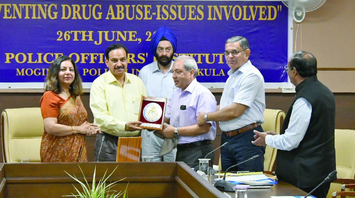 drug menace, International Day against Drugs, Haryana