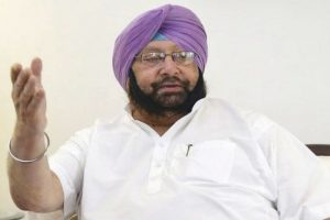 Cong as party had no role in riots, says Amarinder
