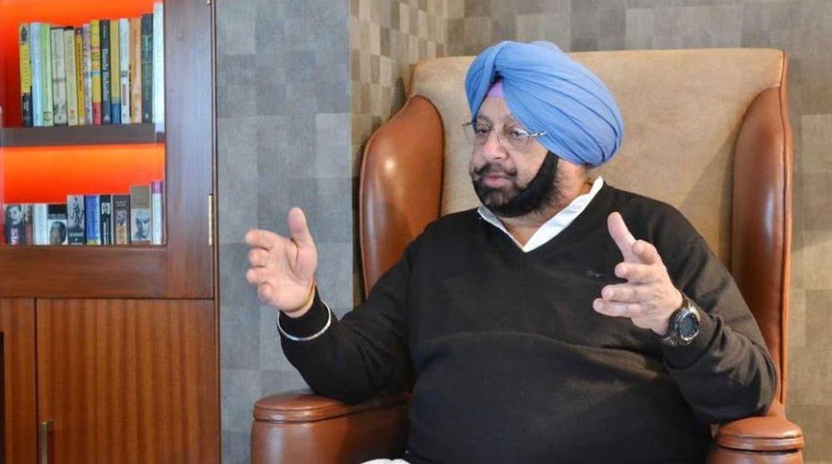 Punjab CM, Amarinder Singh, Punjab, fanning communal hatred, Parkash Singh Badal
