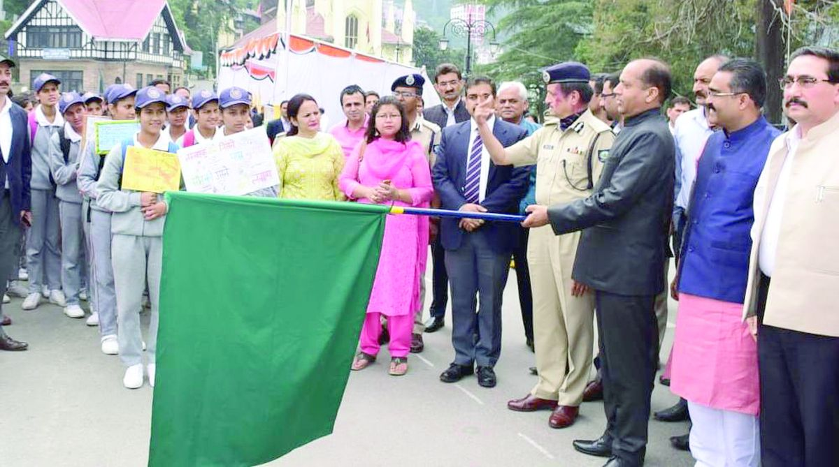 drug peddlers, special task force, Jai Ram Thakur