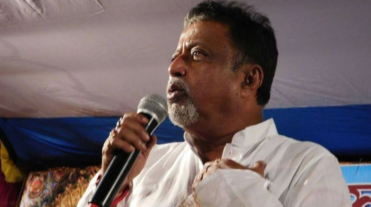 Mukul Roy, West Bengal, BJP leader, TMC government, Mamata Banerjee, illegally tapping, Dilip Ghosh