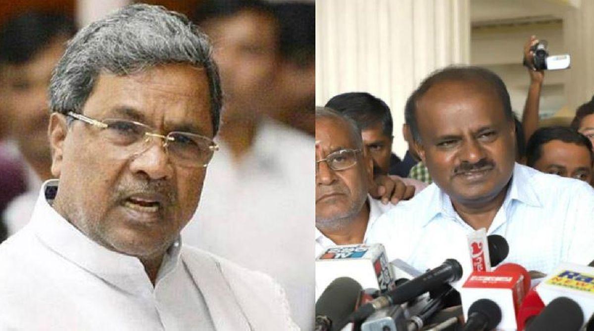 H D Kumaraswamy, Siddharamiah, budget, Karnataka