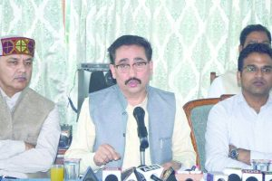 We have set the ball rolling to fill gaps in health sector: Min