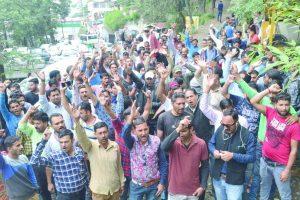 ESMA imposed on striking employees of 108 ambulance