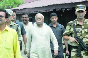 People target RSS out of fear, says Mohan Bhagwat