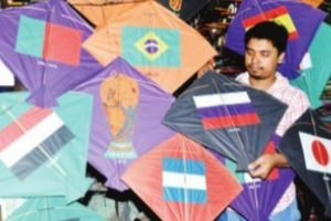2018 FIFA World Cup fever grips Kolkata