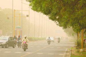 Dust haze: Air quality dips in Punjab, Haryana