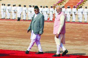 Opening up Nepal-India skies