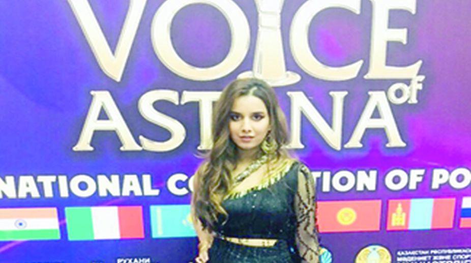 Voice of Astana, Shreya Sharma, Kazakhstan