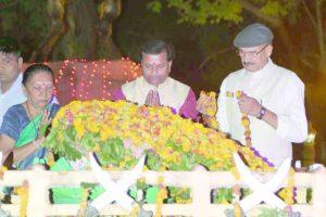 Tributes paid to Rani of Jhansi