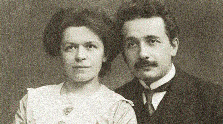 Albert Einstein, nobel prize, Mileva Maric