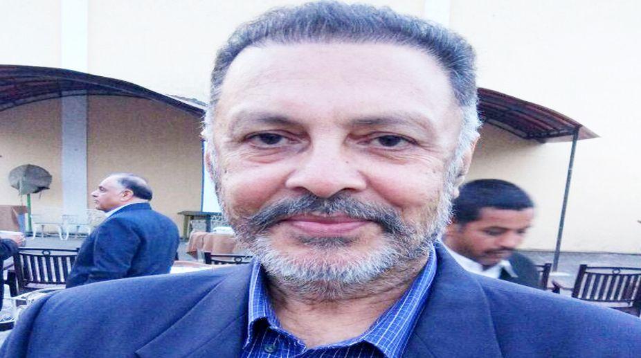 AAP leader Dr Balbir Singh