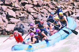 U'khand govt promises to safeguard interests of rafting operators